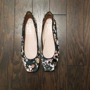 BISUE BALLERINAS BY ANTHROPOLOGIE
